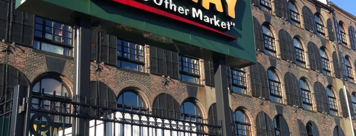 Fairway Market is one of New York City trip.