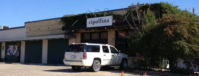 Cipollina West Austin Bistro is one of Austin - tried and true.
