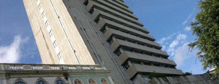 Banco Central do Brasil is one of Vanja'nın Beğendiği Mekanlar.