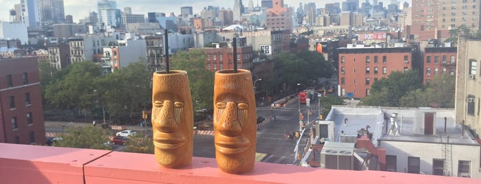 Tiki Tabu is one of Manhattan Bars to Check Out.