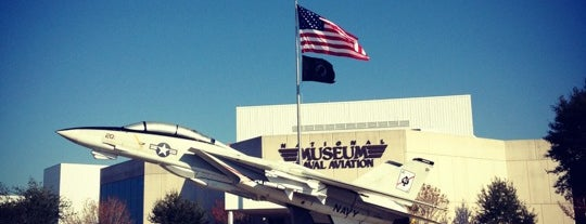 National Museum of Naval Aviation is one of Pensacola /Perdido Key.