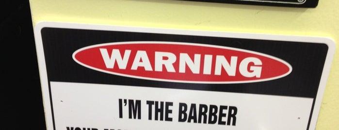 Kristi's Barber Shop is one of Posti che sono piaciuti a TracyJ.