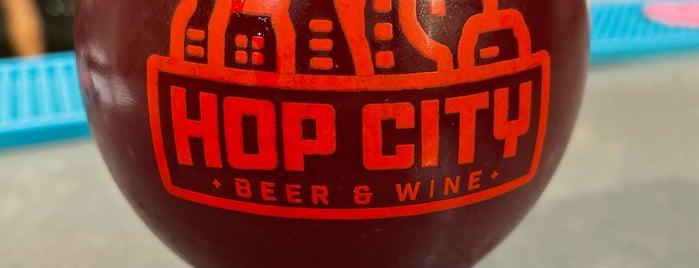 Hop City is one of ATLANTA 🍑.