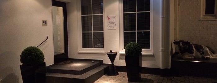 Apartmenthaus Hamburg is one of Robert : понравившиеся места.