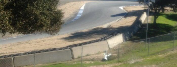 WeatherTech Raceway Laguna Seca is one of MotoGP - Circuits.
