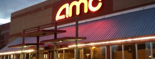 AMC Bay Plaza Cinema 13 is one of Tempat yang Disukai Eric.