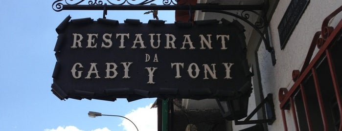 Da Gaby y Tony is one of Ruth 님이 좋아한 장소.