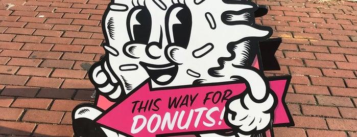 Donut Run is one of DC Vegetarian.