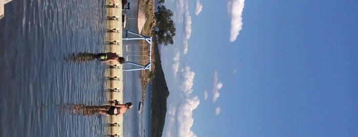 Cunda Mola Beach is one of สถานที่ที่ Mine ถูกใจ.