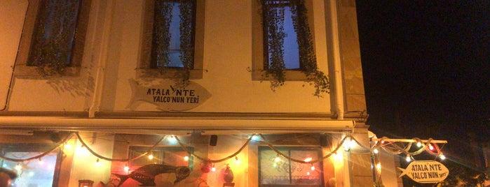 Atala 'nte Yalço'nun Yeri is one of Tempat yang Disukai sibel bakırcı özkoçan.