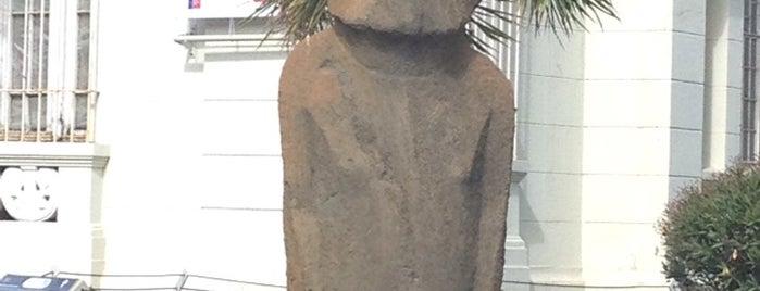 Museo Fonck is one of #SantiagoTrip.
