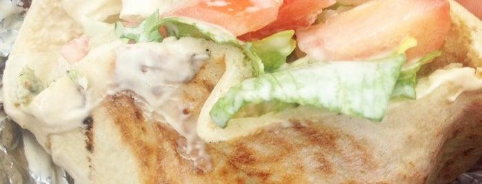 Mamoun's Falafel is one of Israeli/Mediterranean/Middle Eastern.