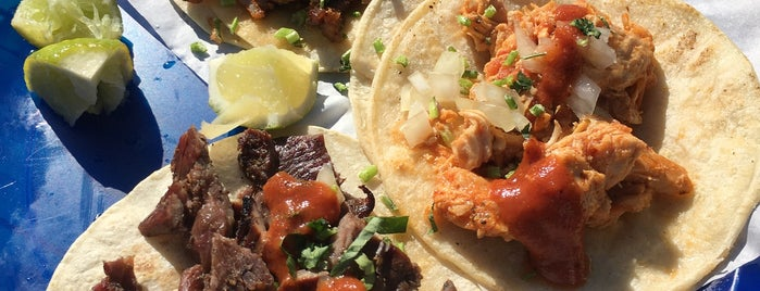 Boni's Tacos is one of Central CA Coast.