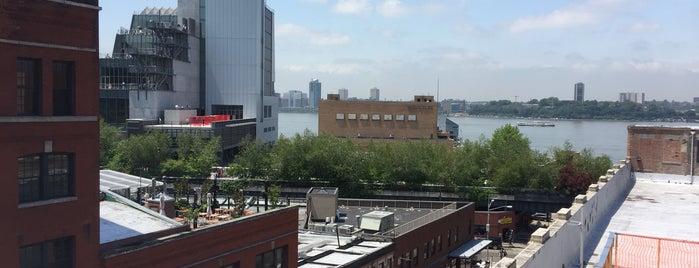 Palantir Technologies N.Y.C. is one of NYC Summer 2019.