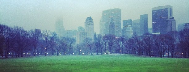 Sheep Meadow is one of New York.