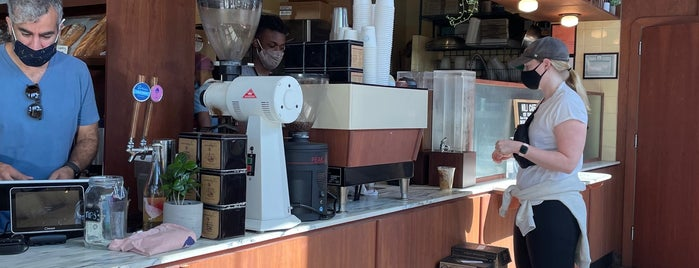 Nili is one of Coffee & Tea.