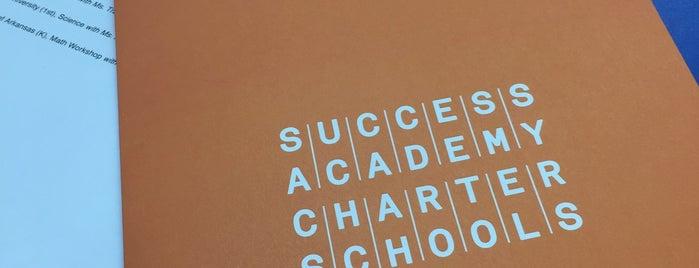 Success Academy Cobble Hill is one of Lieux qui ont plu à Sheila.