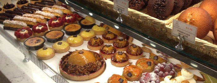 Maison Kayser is one of desserts.