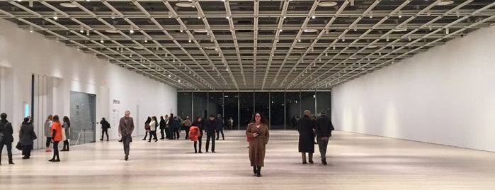 Whitney Museum of American Art is one of The New Yorkers: Extracurriculars.