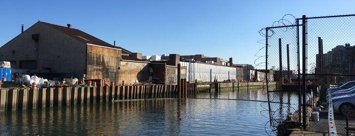 Gowanus is one of Neighborhoods.