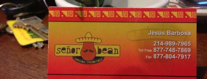 Señor Bean is one of Central Dallas Lunch, Dinner & Libations.