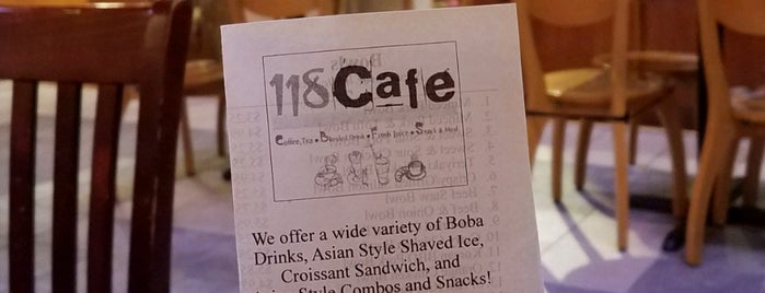 118 Cafe is one of For Simi Valley Foodies.