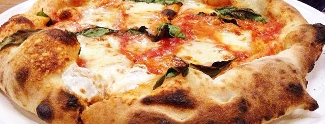 Pastoral - Artisan Pizza + Kitchen and Bar is one of Boston: International.