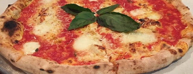 DeSano Pizza Bakery is one of 10 Great L.A.-meets-Naples Margherita Pizzas.