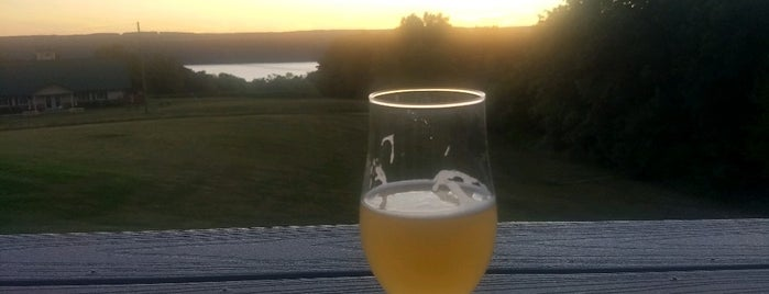 Lucky Hare Brewing is one of Finger Lakes Wine Trail & Some.