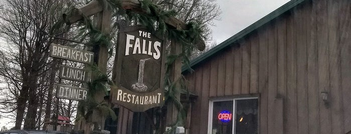 Falls Restaurant & Tavern is one of New York.