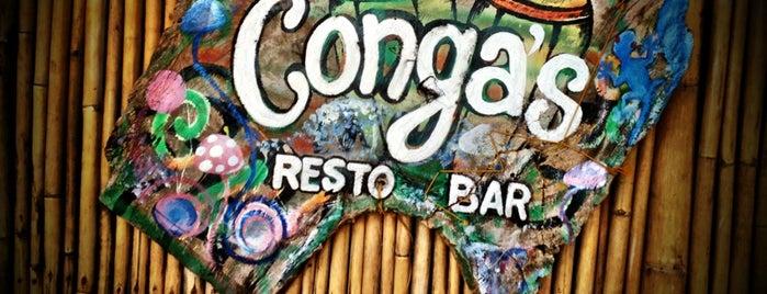 Congas Resto Bar is one of Posti che sono piaciuti a Anya.
