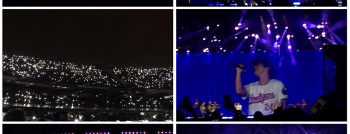 Bruno Mars - 24K Magic World Tour 2017 is one of Locais curtidos por Larissa.