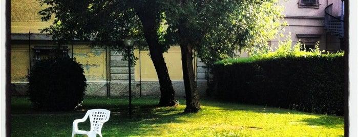 Collegio Universitario S.  Caterina Da Siena is one of Pavia: collegi universitari.