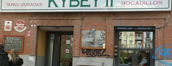 Bar Kybey II is one of Bares.