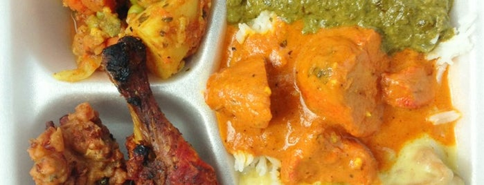 Maharaja is one of pdx food.