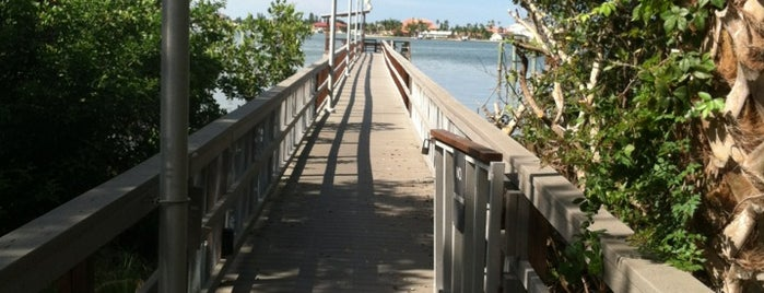 Bay Pines Veterans' Fishing Pier is one of Tallさんのお気に入りスポット.