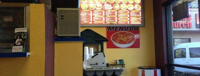 El Regio Mexican Food is one of barbee 님이 좋아한 장소.