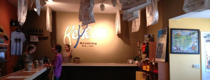 Keuka Brewing Company is one of Finger Lakes Wine Trail & Some.