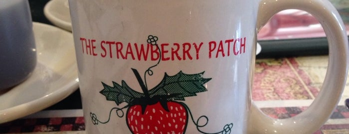 Strawberry Patch is one of Peter's Liked Places.