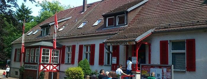 Geschäftsstelle 1. FC Union Berlin is one of Orte, die Georg gefallen.