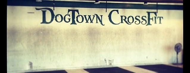 Dogtown Crossfit is one of Orte, die Matthew gefallen.