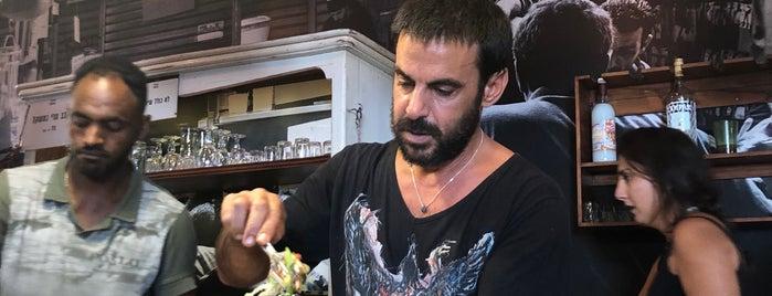 שמואל is one of The Tel Aviv List.
