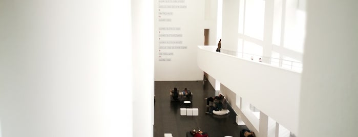 Museu d'Art Contemporani de Barcelona (MACBA) is one of Barca add.