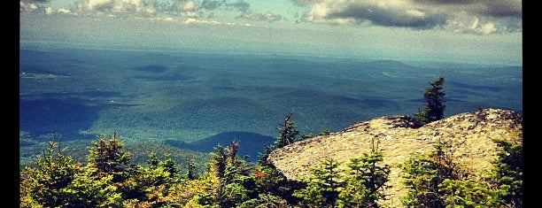 Mt. Mansfield is one of America's Top Hiking Trail in Each State.