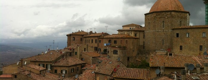 Volterra is one of Lugares favoritos de Babbo.