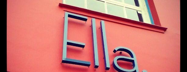 Ella Restaurante is one of To do list 2014.