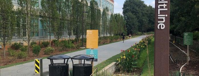 Atlanta BeltLine Corridor at Memorial Drive is one of Orte, die Jamie gefallen.