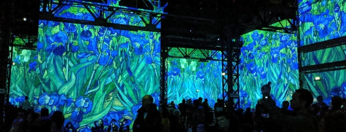 Atelier des Lumières is one of Paris.