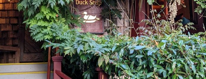 Duck Soup Inn is one of PNW.