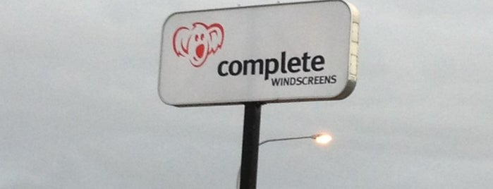 Complete Windscreens is one of Andreasさんのお気に入りスポット.